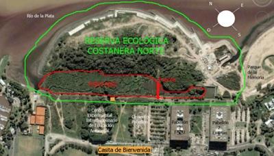 Acuerdo Para Impulsar La Reserva De La Costanera Norte