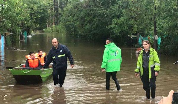 La Tormenta Dejó Dos Muertos Y Más De 400 Evacuados En La Provincia De Buenos Aires