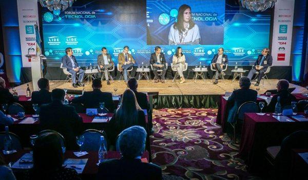 LIDE Argentina Realizó El I Fórum Nacional De Tecnología