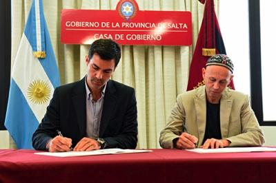 Nación Y Salta Firmaron Un Convenio De Colaboración Para La Promoción De La Actividad Productiva Sustentable De Los Bosques De La Provincia