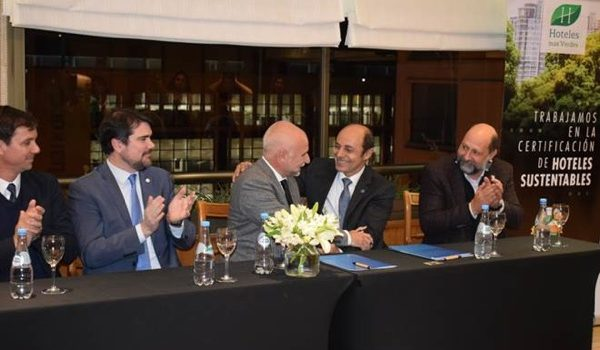 Convenio Entre La AHT Y La Agencia Córdoba De Turismo Por La Sustentabilidad