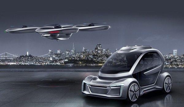 Audi Realizará Pruebas En Alemania De Un Taxi Aéreo