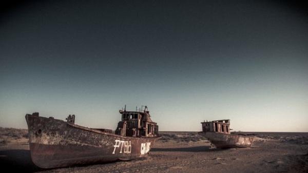 El Descomunal Proyecto Que Quiere Devolver La Vida Al Fondo Del Aral, El Mar Que Desapareció En Medio De Asia