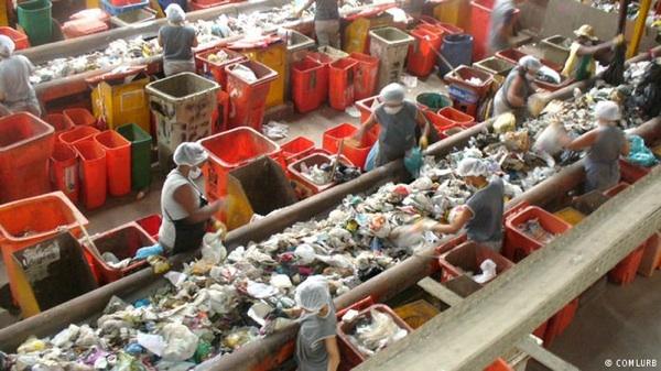 El Inexplotado Potencial Del Reciclaje En Latinoamérica