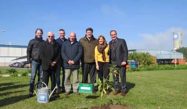 GM Celebró El Día Mundial Del Medio Ambiente Con Funcionarios Del Gobierno De Santa Fe, De Alvear E Instituciones Educativas
