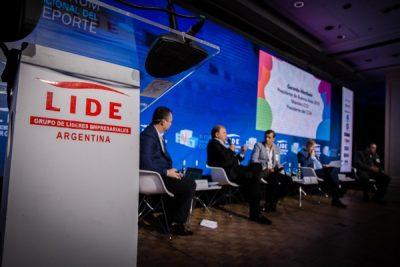 Con Gran Éxito, LIDE Argentina Organizó El III Fórum Nacional Del Deporte