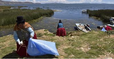 Una Esperanza Para El Cada Vez Más Frágil Lago Titicaca