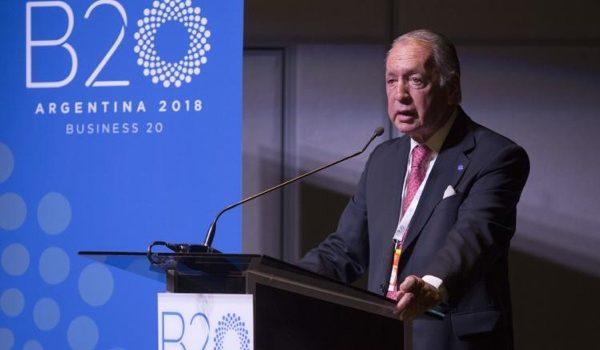 Las Empresas Buscan Dejar Su Huella En El G20
