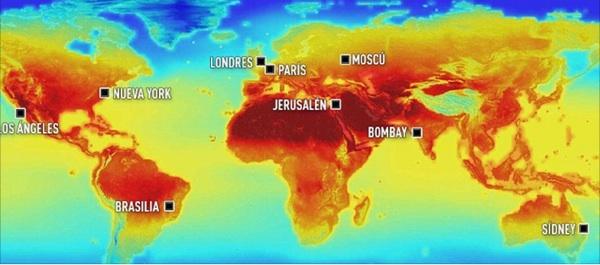 Más De Mil Millones De Personas Sufren Para Combatir El Calor Por El Calentamiento Global