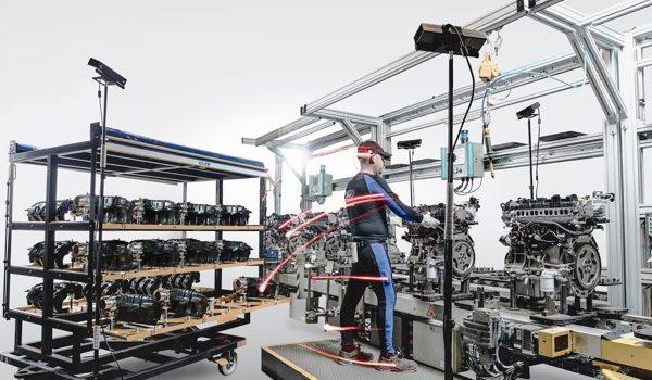 Avanzadas Tecnologías Aplicadas En Ford Para Perfeccionar Las Condiciones De Trabajo