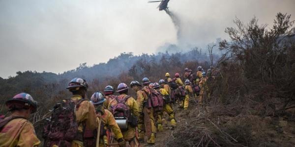 Calentamiento Global Podría Hacer Peor El Fenómeno De Los Incendios