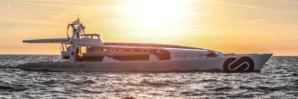 'Energy Observer', El Primer Barco Propulsado Por Energías Renovables E Hidrógeno
