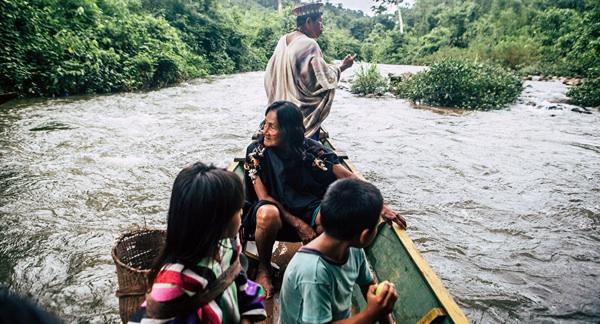 """Líder Amazónica: """"Los Indígenas No Podemos Ser La Solución Al Cambio Climático"""""""