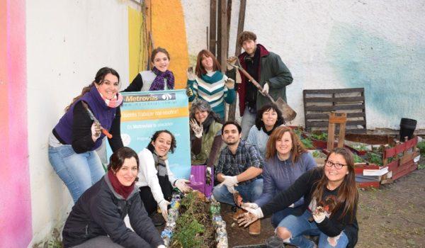 Metrovías Y Chacras De Buenos Aires Juntos Por El Cuidado Del Medio Ambiente
