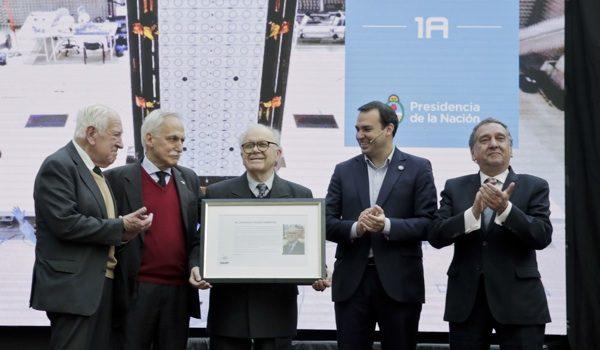 Un Nuevo Satélite Argentino En El Espacio