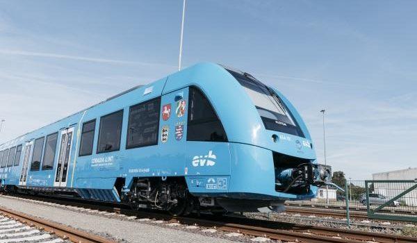 Comenzó A Operar El Primer Tren De Pilas De Hidrógeno En El Mundo