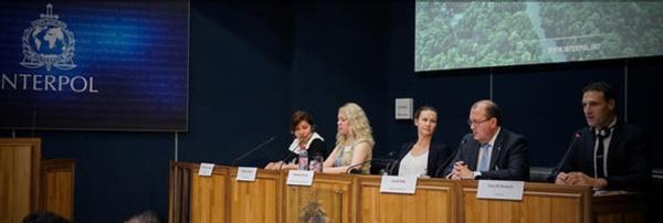 Delincuencia Forestal: Ambiente Participó De Una Conferencia Mundial De INTERPOL