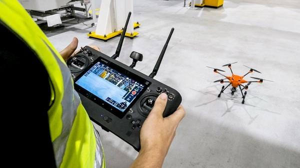 Ford Incorpora Drones A Su Equipo De Trabajo