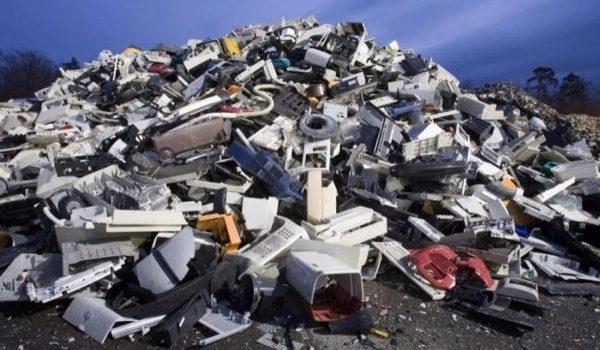Prevén Que Este Año Se Generarán 33 Mil Toneladas De Residuos Electrónicos