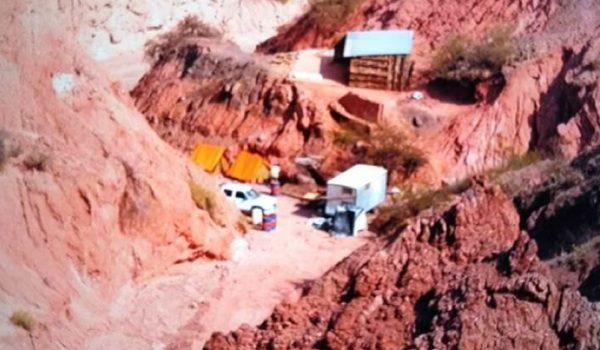 Salta: Investigan Una Explotación Minera Sin Autorizar Y En Un Lugar Protegido