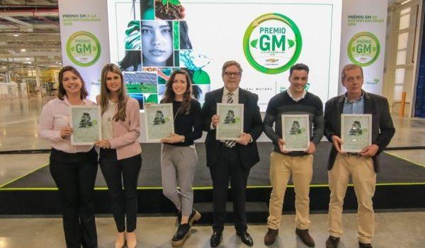 GM Reconoce Las Mejores Prácticas Sustentables De Su Cadena De Valor