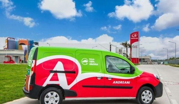Movilidad Sustentable: Comenzó La Primera Prueba Piloto De Vehículos De Logística 100% Eléctricos