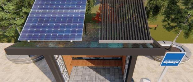 Neuquén: Avanza El Proyecto De Instalar Estaciones Solares En Espacios Públicos De San Martín De Los Andes