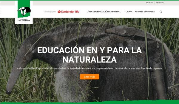 Vida Silvestre Presenta Un Nuevo Portal De Educación Ambiental