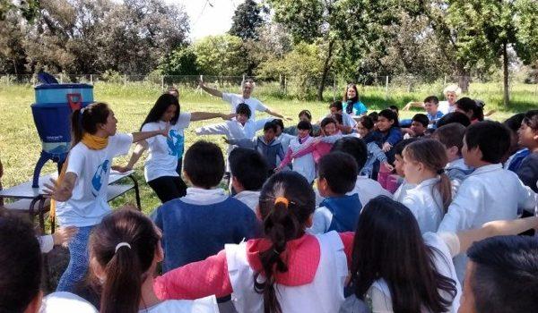 Provincia Net Se Una A Proyecto Agua Segura Para Favorecer El Acceso A Agua Segura En Escuelas Bonaerenses