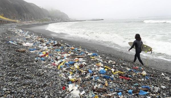 Solo El 9% Del Plástico Usado En El Mundo Se Recicla, Advierte La ONU