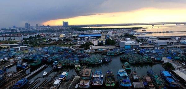 Yakarta, La Ciudad Que Más Rápido Se Está Hundiendo En El Mundo