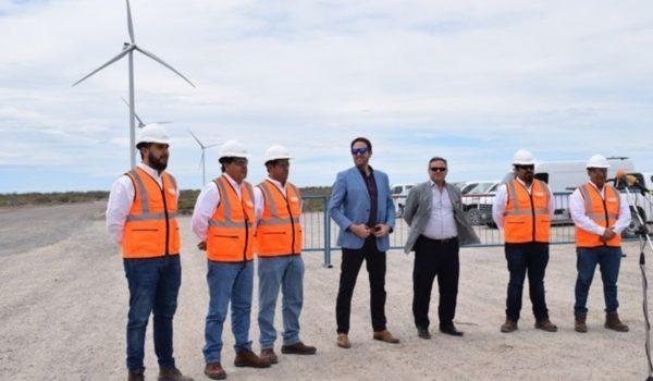 Genneia Inauguró El Parque Eólico Madryn I