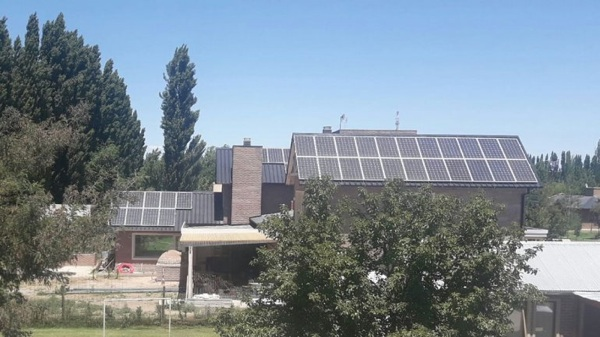Neuquén: Una Familia Ya Genera Energía Eléctrica E Inyecta A La Red