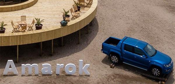 Amarok Instaló Un Parador Sustentable En Pinamar