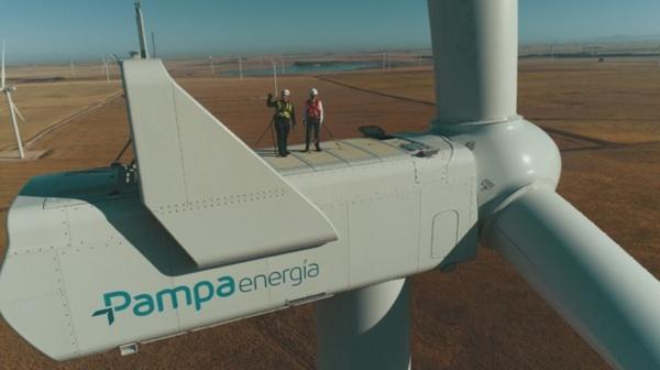 El Príncipe Federico De Dinamarca Visita El Parque Eólico Pampa Energía En Bahía Blanca