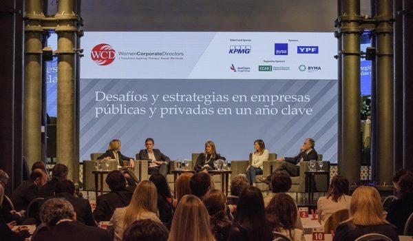AySA: Encuentro De La Organización De Mujeres Con Puestos Directivos (WDC)