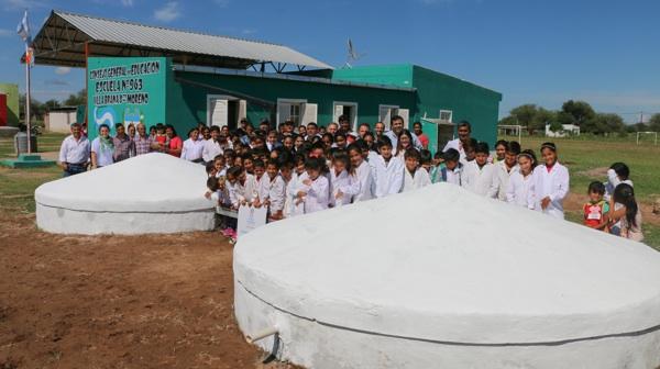 Agua Segura Para El Consumo Y Saneamiento