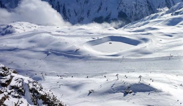 Diseñan Un Dispositivo Que Genera Electricidad A Partir De La Nieve