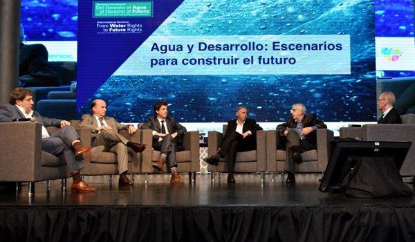 """AySA Fue Sede Del Seminario Internacional """"Del Derecho Al Agua Al Derecho Al Futuro"""""""