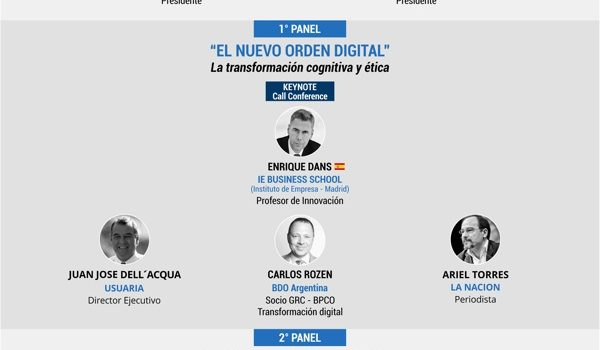LIDE Argentina Analiza Como Impacta La Inteligencia Artificial En El Liderazgo Empresarial En Su II Fórum Nacional De Tecnología