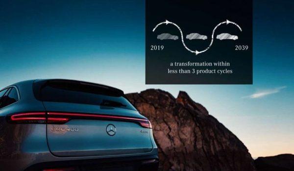 Mercedes-Benz Se Propone Tener Una Flota Carbono Neutral En 20 Años