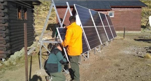 Instalan Sistemas Solares En Distintos Parques Nacionales