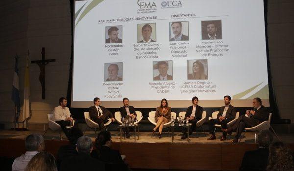10° Encuentro Sobre Estrategias Ambientales De La CEMA: El Medio Ambiente Reclama Formar Parte  De La Agenda Electoral