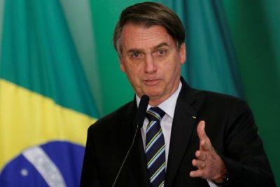 Jair Bolsonaro Defendió La Explotación Y Deforestación De Los Bosques: «Brasil Es Nuestro, La Amazonía Es Nuestra»
