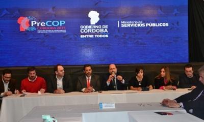 Con Críticas De Organizaciones, Termina En Córdoba La Precumbre Sobre Cambio Climático