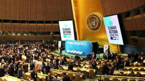 Resultado de imagen para Cumbre del Clima convocada por el secretario general de la ONU